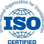 Logotipo ISO 2018