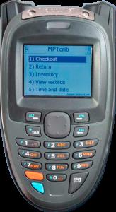MPTcrib Inventory Management PDA